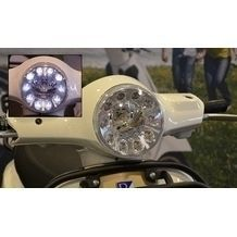 Led verlichting scooter