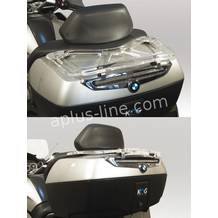Bmw k1600 gt / gtl >'11 r1200 rt >'14 drager transparant