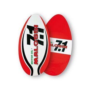 Malossi | accessoire skimboard 7.1 rood / wit malossi 4213750