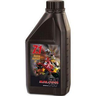 Malossi   olie 2-takt vol synthetisch 7.1 1L fles malossi 768230