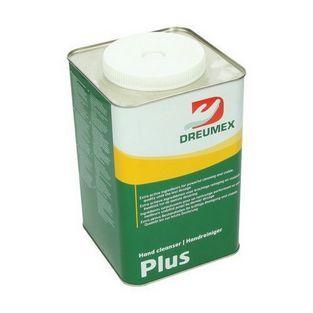 Olie en Vet | onderhoudsmiddel handzeep microkorrel citroen 4.5L geel dreumex