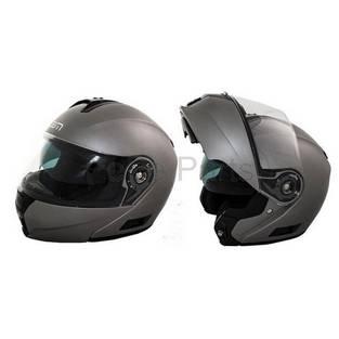 Lem | helm systeem m 57 / 58 mat titanium lem openit