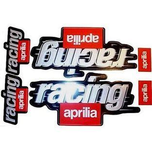 Aprilia | stickerset harada racing aprilia falko 980548 6-delig