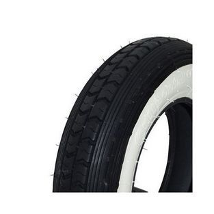 Continental | buitenband 8 x 400 wit continental