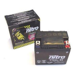 Nitro | Accu kymco agility 4-takt ytc5l-bs gel Nitro
