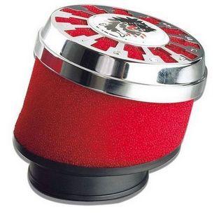 Malossi | powerfilter E13 42-58mm rood malossi mhr 0411505