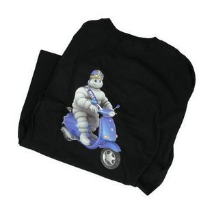 Michelin | T-shirt Michelin zwart