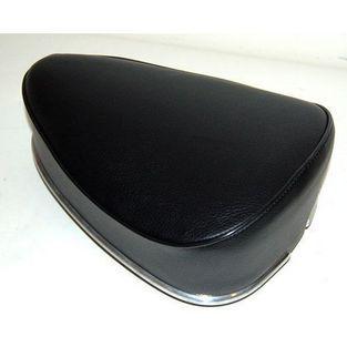 Puch | zadel oldtimer model condor puch zwart / chroom