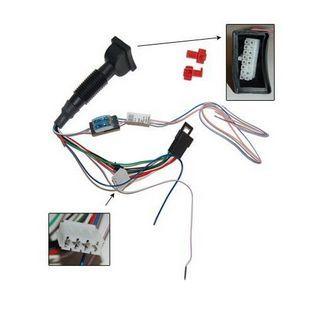 Piaggio | alarmkabel E-lux E1 scooter piaggio / vespa 4t-4v (4-klepper) orgineel 602691m005