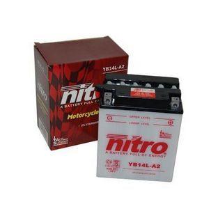 Nitro | accu yb14l-a2 14ah nitro