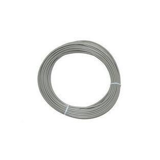 Universeel | kabel buiten rol 25 meter grijs