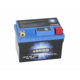 Shido | accu ytx-7lbs lithium ion fly2012 / primavera / sprint shido