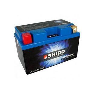 Shido | accu ytx12-bs lithium ion shido