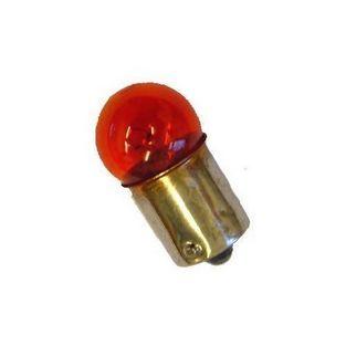 Universeel   lamp 12v 10W ba15s oranje