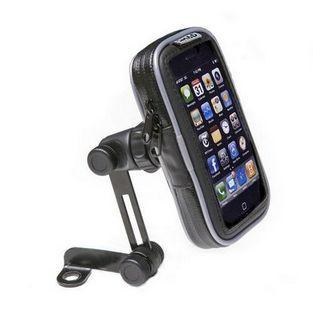 Universeel | houder iphone 4.3 inch waterdicht spiegelbevestiging shad