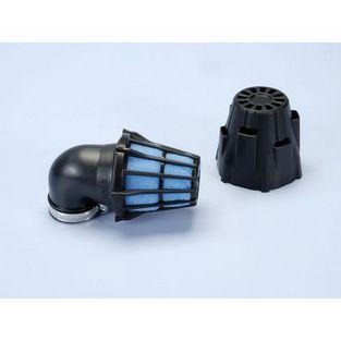 Polini | powerfilter haaks 46mm zwart polini 203.0098