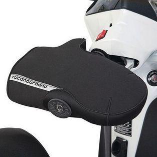Tucano | Handmofset Tucano R363 met stuurbalansgewicht neoprene protectie rand