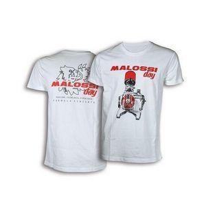 Malossi | T-shirt Malossi wit