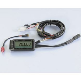 Polini   toerenteller + temperatuurmeter digitaal universeel polini 171.1001