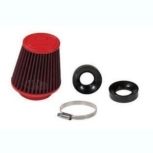 Malossi | powerfilter e18 lang 60mm rood / zwart malossi 0417255