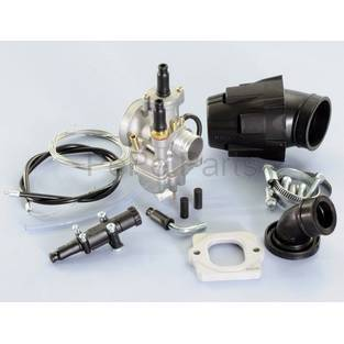 Polini | carburateurset piaggio scooter 2t 21mm polini 177.0091