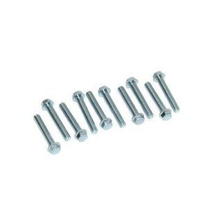 Bouten | carter bout flens m6x15mm 10pcs
