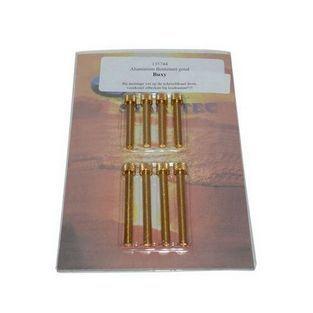 Bouten | boutset carter inbus bux / speeddake / zen goud aluminium links DMP