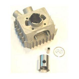 Zundapp | cilinder smal zundapp watergekoeld (watergekoeld) 39mm chroom