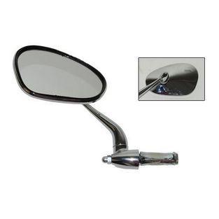 Zundapp | spiegel in stuur links zundapp chroom origineel bumm913 / 3l