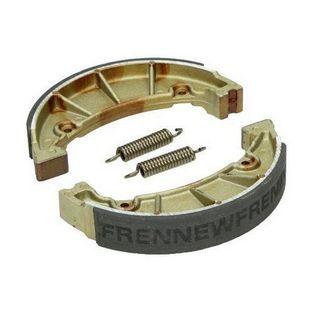 Zundapp | remsegment set groot 517 / mod529 150mm newfren gf 1084