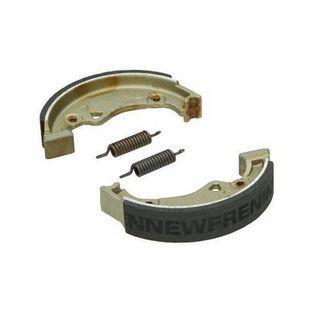Zundapp | remsegment set klein zund ot model 517 120mm newfren gf 1088
