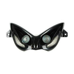 Yamaha | koplamp met led lamp model audi yamaha aerox zwart DMP