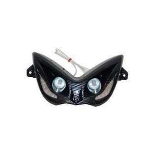 Yamaha | koplamp met led lamp model audi yamaha aerox carbon DMP