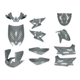 Yamaha | plaatwerkset nardo grijs aerox dmp 11-delig