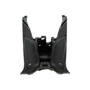 Yamaha   treeplank yamaha aerox zwart origineel 5brf74810100