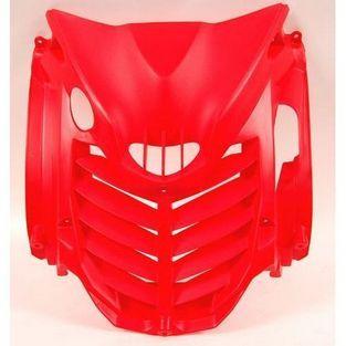Yamaha | rooster voorkap yamaha aerox rood origineel 5brf837n2000