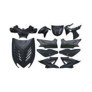 Yamaha | kappenset yamaha aerox zwart mat DMP 11-delig