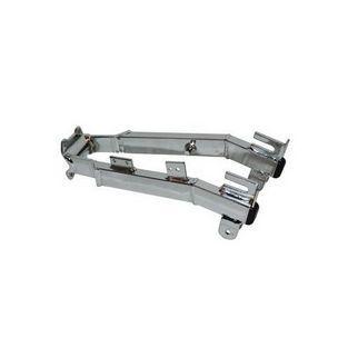 Piaggio | achterbrug vierkant puch maxi chroom