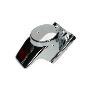 Piaggio | koplampspoiler rond maxi chroom DMP