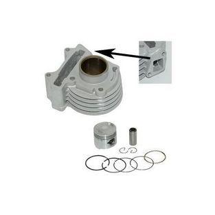 Kymco   cilinder aluminium nikasil A-kwal china 4-takt / kisbee / scooter gy6 / scooter kymco 4-takt / v-clic DMP