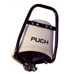 Puch   zadel chopper piaggio / puch maxi wit
