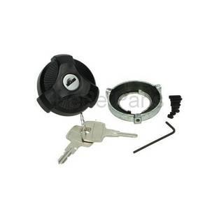 Vespa | benzinetankdop + slot bra / ciao / si 32mm
