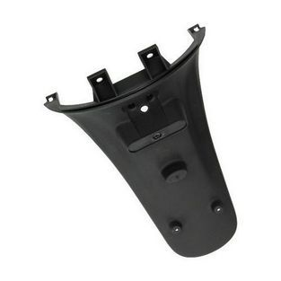 Piaggio   achterspatbord zip 4-takt zwart piaggio origineel 576175000c
