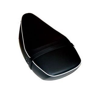 Vespa | zadel 2-personen vespa S zwart origineel 65428500an