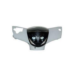 Piaggio | koplamp + ledverlichting zip2000 zwart DMP