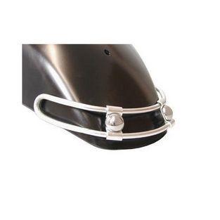 Vespa | valbeugel / sierbeugel voorspatbord Vespa S / LX / LXV chroom buzzetti 8362