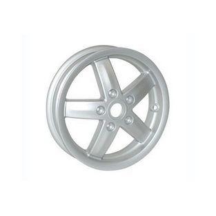Vespa | voorwiel velg vespa lx / vespa lxv / s zilver origineel 58579r
