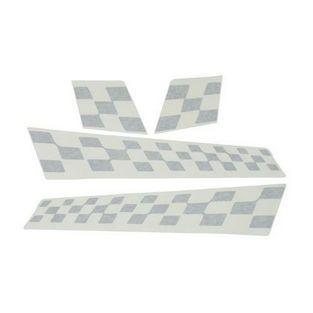 Vespa | stickerset vespa S zwart mat origineel 67327700a2