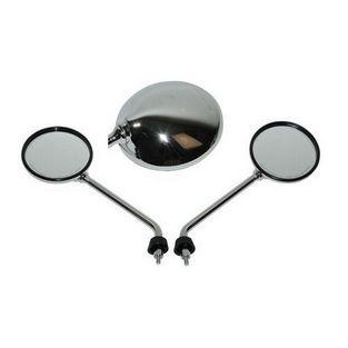 Vespa | spiegels met schroefdraad links en rechts origineel model vespa lx