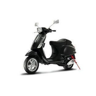 Vespa | zijskirt vanaf vespa S 2012 zwart lucido 94 links origineel 6723250090